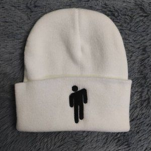 Accessories - Billie Eilish Beanies Hat White